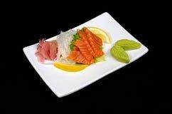 su - mi calmon sushi Zdjęcie Royalty Free