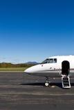 Su propio jet privado Imagen de archivo libre de regalías
