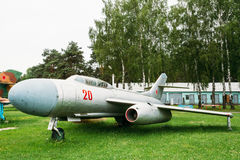 Su-7 Russian Soviet fighter-bomber developed in Stock Image