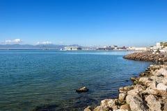 Su Siccu, Cagliari, Sardinia Stock Photo
