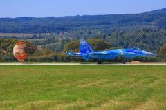 Su-27 Sukhoi Zdjęcie Royalty Free