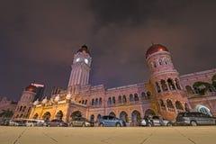 30/04/17 sułtanu Abdul Samad budynków, Kuala Lumpur, Malezja Ni Zdjęcie Stock