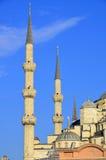 Sułtanu Ahmed meczet Zdjęcie Royalty Free