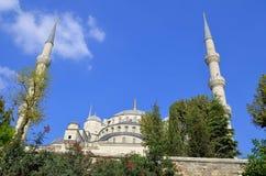 Sułtanu Ahmed meczet Obraz Stock