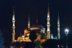Sułtanu Ahmed meczet Obrazy Stock