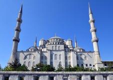Sułtanu Ahmed meczet Zdjęcia Royalty Free