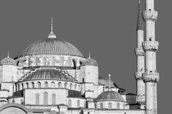 Sułtanu Ahmed meczet, Obrazy Stock