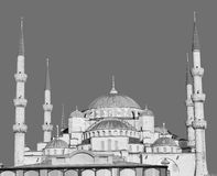 Sułtanu Ahmed meczet, Zdjęcia Stock