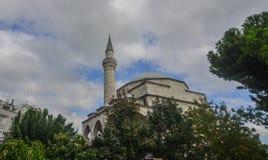 Su?tanu Ahmed meczet w Istanbu?, Turcja fotografia stock