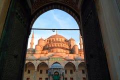 Sułtanu Ahmed meczet w Turcja Zdjęcia Royalty Free