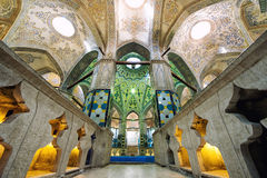 Sułtanu emira Ahmad Bathhouse w Kashan, Iran Fotografia Stock