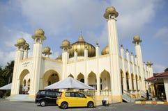 Sułtanu Mahmud meczet W Kuala Lipis, Pahang Obraz Stock