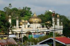 Sułtanu Mahmud meczet W Kuala Lipis, Pahang Zdjęcia Royalty Free