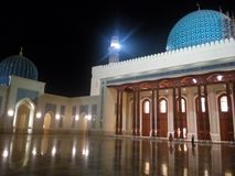 Sułtanu Qaboos meczet Sohar Obraz Stock