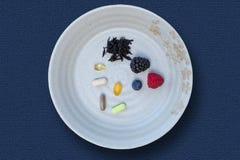 Su una dieta immagine stock libera da diritti