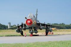 Su-22 Stock Image