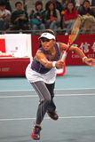 Su-Wei Hsieh (TPE), tennis player Royalty Free Stock Images