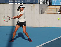 Su-Wei Hsieh (TPE), tennis player Royalty Free Stock Photos