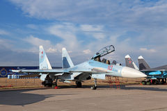 Su-30 Royalty Free Stock Images