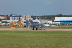 Su-35 Stock Photos