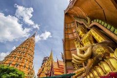Sua de tham de Wat dans Kanchanaburi Thaïlande image libre de droits