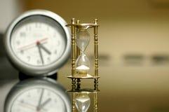 Sua hora para o negócio Imagem de Stock