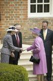 Sua rainha Elizabeth II da majestade fotografia de stock royalty free