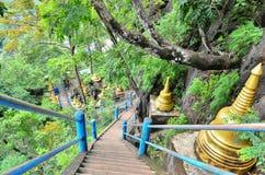 Sua tham Wat Стоковые Изображения RF