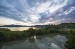 Sual Filippinerna Fotografering för Bildbyråer