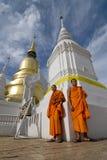 Suan Dok Temple Stock Images