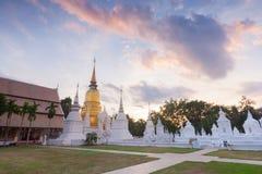 Suan dok temple Stock Photography