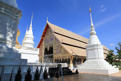 Suan Dok temple Stock Photos