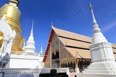Suan Dok temple Royalty Free Stock Photos