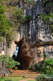 Suan Hin Pha Ngam, montanha Tailândia foto de stock
