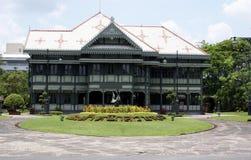 Suan Hong Residential Hall, Dusit Palace, Bangkok, , Thailand Royalty Free Stock Photos