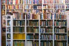 Suan luang la Tailandia libreria della seconda mano del 13 novembre 2018 immagine stock libera da diritti