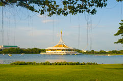 Suan Luang Rama 9 park Royalty-vrije Stock Foto's