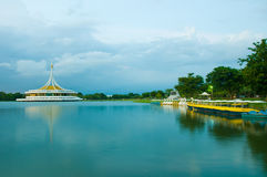 Suan Luang Rama 9 park Royalty Free Stock Photos