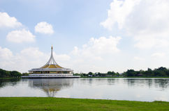 Suan Luang Rama IX Stockbild