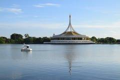 Suan Luang Rama IX, parco pubblico di ricreazione, Bangkok, Tailandia Immagine Stock