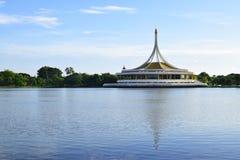 Suan Luang Rama IX, parco pubblico di ricreazione, Bangkok, Tailandia Immagine Stock Libera da Diritti