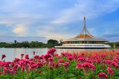 Suan Luang RAMA IX public park Stock Photos
