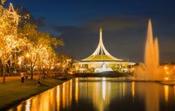 Suan Luang RAMA IX public park Royalty Free Stock Images