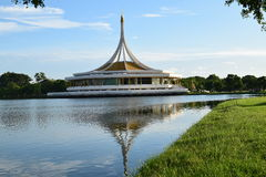 Suan Luang Rama IX, Recreation Public Park, Bangkok, Thailand Stock Photos
