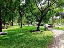 Suan luang Rama 9 Stock Photography