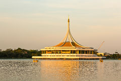 Suan Luang Rama Park. In Thailand Stock Photo