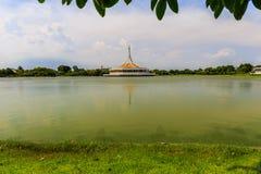 Suan luangrama IX parkerar, Fotografering för Bildbyråer