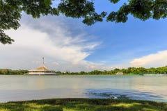Suan luangrama IX parkerar, Royaltyfria Foton