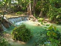 Suan Madeua Waterfall Stock Images