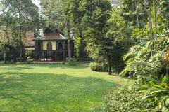 Suan Pakkad Palace in Bangkok Royalty Free Stock Photos